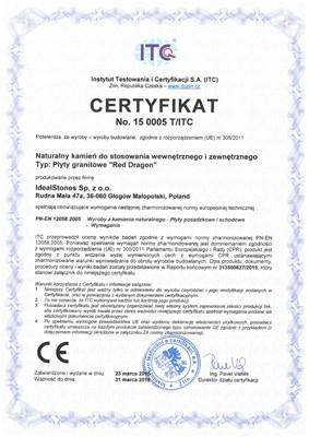 mini-certyfikat